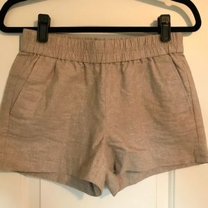 Linen Boardwalk Shorts